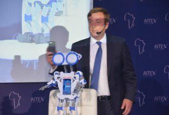 AITEX 2017 ROBOT